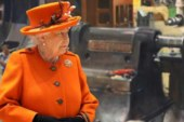 Елизавета II сделала первый пост в Instagram