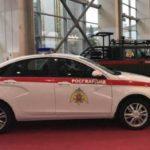 Lada Vesta будут выпускать с системой ночного видения и тепловизором