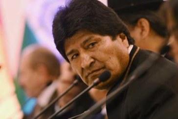 Президент Боливии осудил арест Ассанжа