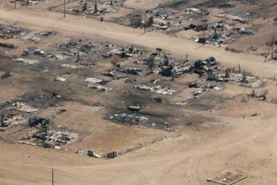 Путин прокомментировал ситуацию с пожарами в Забайкалье