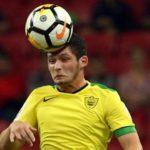 Футболист «Спартака» Аяз Гулиев избил пешехода и сломал ему нос