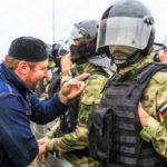 Бунт в Ингушетии: Усмирять Кавказ стянули силовиков из всей страны