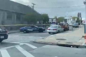 Стрельба произошла возле церкви в американском Балтиморе