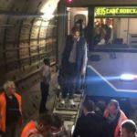 Более 1 тыс. человек застряли в тоннеле московского метро