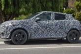 Шпионы взорвали мир снимками нового Nissan Juke