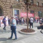 Спасите ГАЗ! Рабочие Горьковского завода устроили массовые протесты