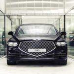 Genesis привез в Россию обновленный седан G90