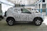 Chevrolet Niva получит новую внешность