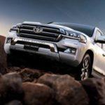 Toyota Land Cruiser 300 распрощается с V8