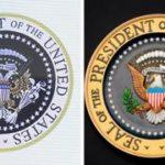 Конфузы с символами: не только двуглавый орел Трампа
