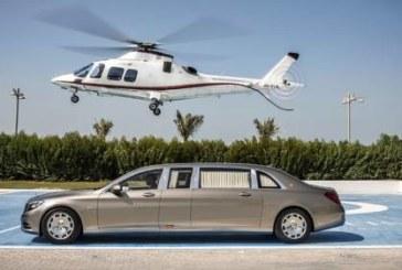 Лукашенко купил себе дорогущий бронированный лимузин (не Aurus)