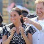 «Я с вами как ваша темнокожая сестра». Меган и принц Гарри в Африке