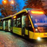 В Москве запустят ночной беспилотный трамвай «Яндекс»