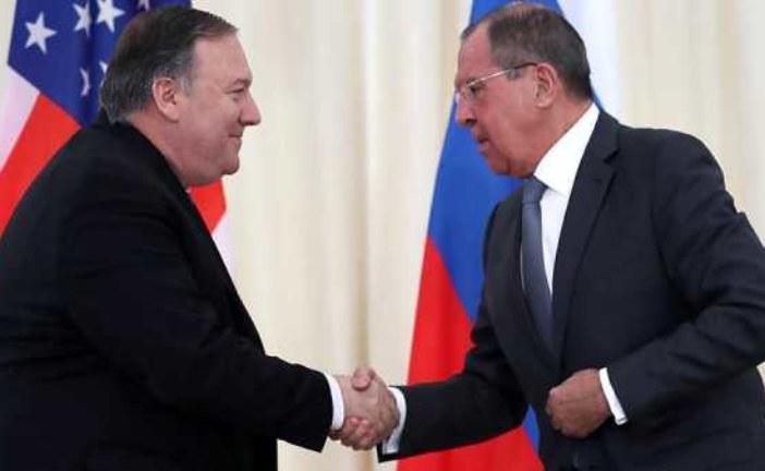Лавров и Помпео проведут встречу в пятницу в штаб-квартире ООН