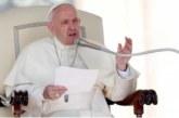Папа римский высказался против пожизненного заключения