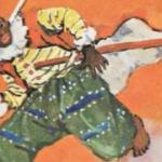 Темнокожий самурай: как африканец стал частью японской элиты