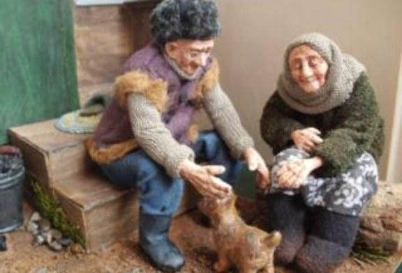 Такие знакомые бабушки. Неожиданный успех кукол Ирины Верхградской