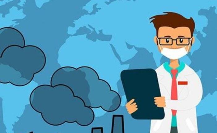 Противовоспалительные средства могут помочь пережить загрязнение воздуха