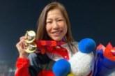 50-летняя спортсменка наконец выиграла золото. Спустя 38 лет после дебюта