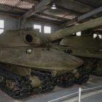 В США оценили советский супер-танк на случай ядерной войны