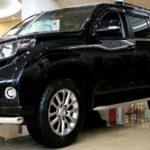Стала известна цена нового «Русского Прадо» от УАЗа