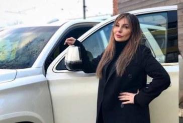 Актриса Бочкарева избавляется от своего «Кадиллака», потому что с кокаином на заднем диване удобней