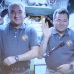 Экипаж МКС поздравил всех верующих с Рождеством