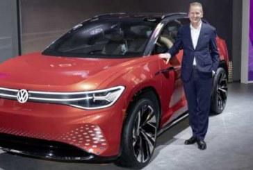 Догнать и перегнать Америку: глава VW пообещал обойти Tesla в гонке создателей электрокаров