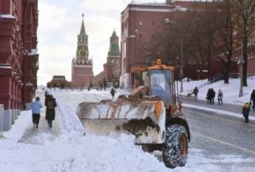 ЦОДД прогнозирует апокалипсис: Москву завалит снегом