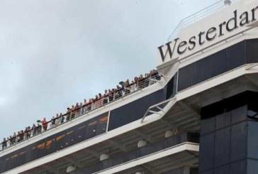 Трое россиян с лайнера Westerdam вылетели в Санкт-Петербург