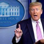 Трамп раскритиковал шведскую модель борьбы с коронавирусом