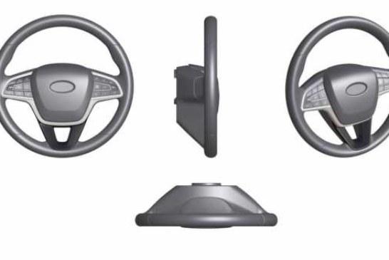 Автомобили Lada получат модный штатный мультируль с 18 кнопками