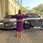 Только посмотрите на коллекцию суперкаров у продавца секонд-хенда в Нигерии