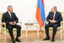 Становится понятно, зачем Шойгу срочно слетал в Ереван и Баку — Свободная Пресса