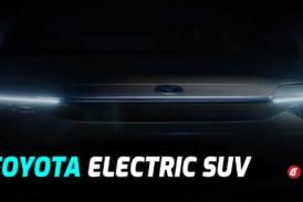 Beyond Zero: новый таинственный кроссовер Toyota показали на видео