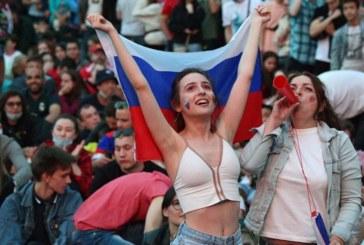 Чемпионат Европы объединил в Петербурге фанатов из разных стран