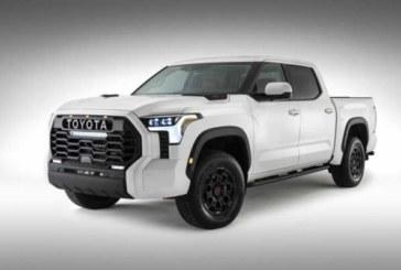 Рассматриваем первое официальное фото новой Toyota Tundra