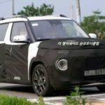 Самый маленький кроссовер Hyundai получит имя Casper