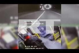Появилось видео лобовой аварии с участием «Майбаха» Ксении Собчак