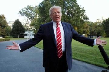 Трамп назвал «фейком» новость о плане увеличить ядерный арсенал в 10 раз