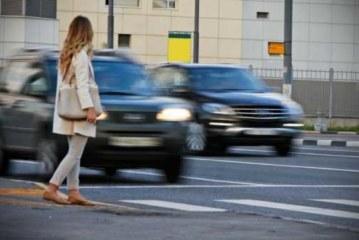 2,5 тысячи за пешехода: депутаты приняли новый штраф