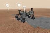 NASA отправило землян гулять по Марсу