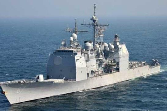 Американские моряки назвали свой крейсер тюрьмой, бесполезной против КНДР