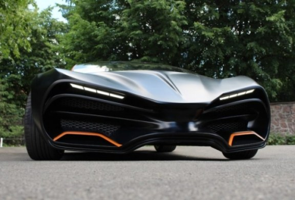Это не Lada Raven:Автор украинскойHimeraраскрыл всю подноготную создания автомобиля