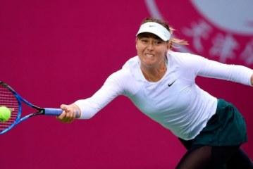 Шарапова впервые выиграла турнир WTA после возвращения на корт