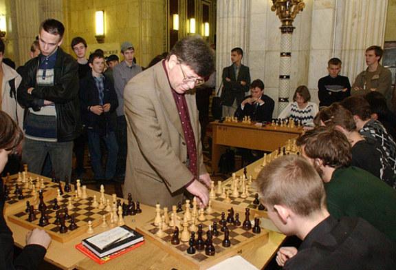С ухода из жизни шахматного обозревателя Евгения Гика прошел год