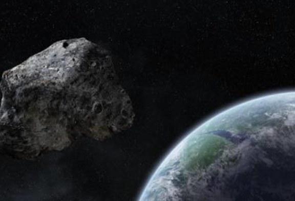 Двенадцатого октября астероид 2012 ТС4 максимально сблизится с Землей