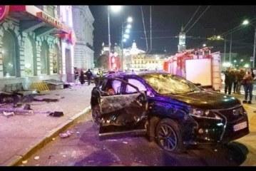 Известный автогонщик разложил по полочкам версию о гонках перед ДТП в Харькове (видео)