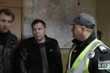 Стало известно, сколько «евроблях» попало на штрафплощадки полиции после акции под Радой(видео)