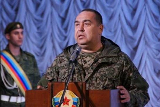 Кремль прокомментировал сообщения о приезде главы ЛНР в Москву